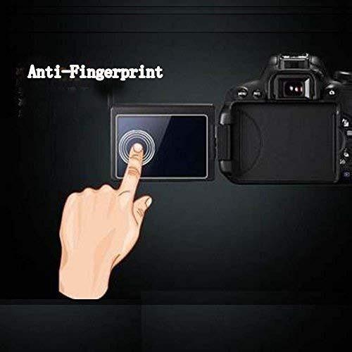 2x protector pantalla claro para Sony Cyber-shot dsc-rx10 III recubrimiento protector protector de pantalla