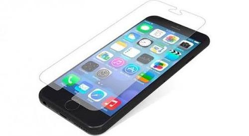 protector de pantalla fibra de vidrio iphone 6 y 7 plus