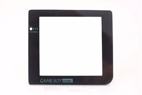 protector de pantalla gameboy pocket original glass screen