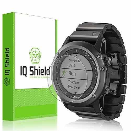 Protector De Pantalla Garmin Fenix 3 Iq Shield Liquidskin