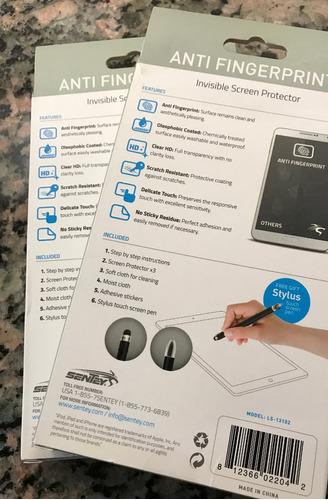 protector de pantalla iphone 4/4s 5/5s