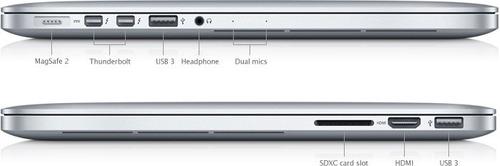 protector de pantalla macbook retina 13 sin unidad de cd
