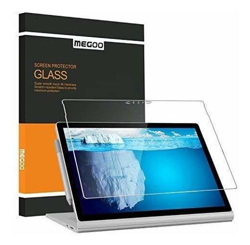 protector de pantalla megoo para surface book 2 15 pulgadas,
