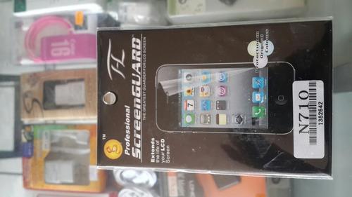 protector de pantalla nokia n710