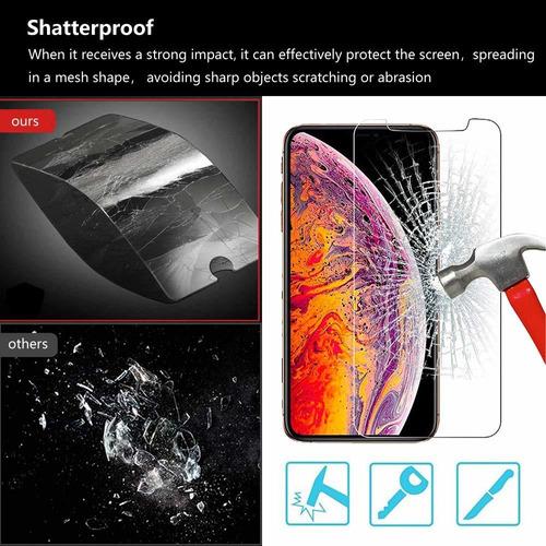 protector de pantalla para apple iphone xr 2.5d edge templad