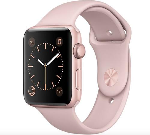 protector de pantalla para apple watch de 38mm x 2 uni devia