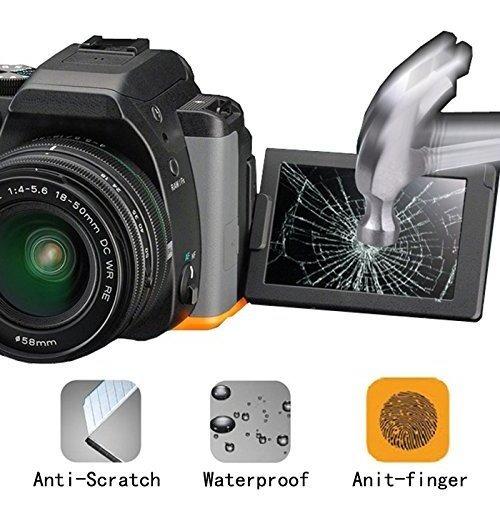Canon EOS 5D Mark Vidrio Templado Film Protector de pantalla IV Protección