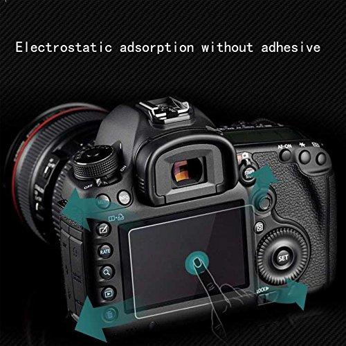 protector de pantalla para nikon d850, debous clear optical