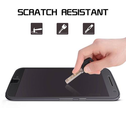 protector de pantalla sparin moto g4 plus, pr + envio gratis