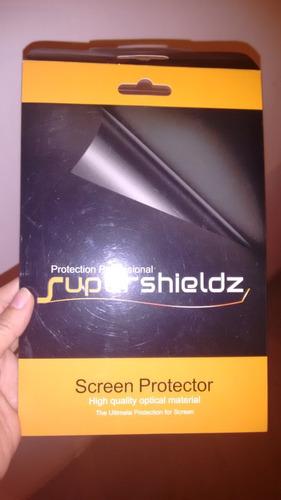 protector de pantalla transparente para tablet (3 pack)