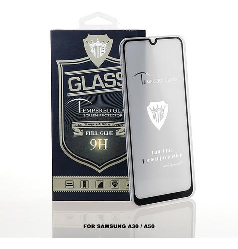 protector de pantalla vidrio para 5 d samsung galaxy a20