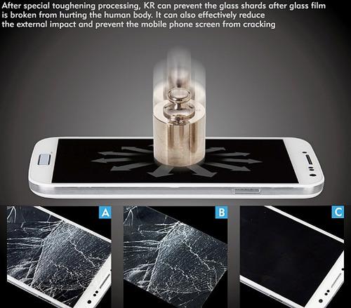 protector de pantalla vidrio templado samsung galaxy s3 y s4