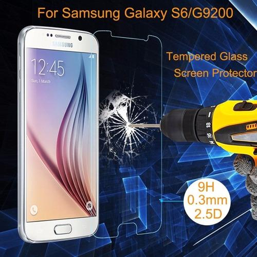 protector de pantalla vidrio templado samsung s6 g9200