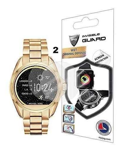 Protector X2 Reloj De Michael Ipg Bradshaw Pantalla Kors n0POXw8k