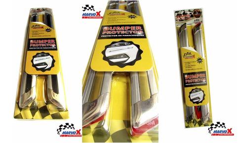 protector de parachoques con adhesivo 3m universal marvox