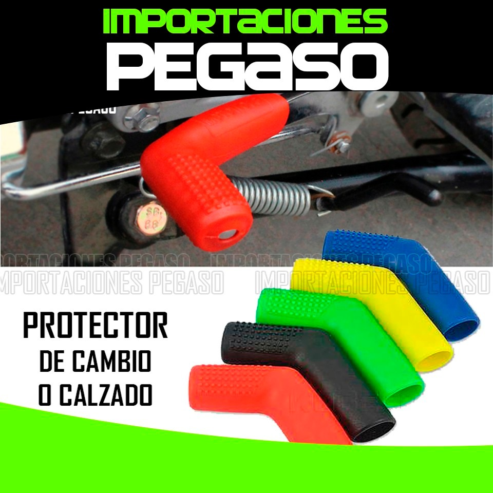 Cubre palanca de cambios Protector-de-pedal-de-cambio-moto-s790-pegaso-nuevos-D_NQ_NP_846115-MPE25181013273_112016-F