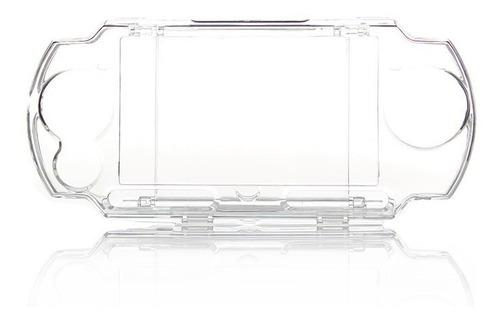 protector de policarbonato crystal case psp fat 1000 kmd