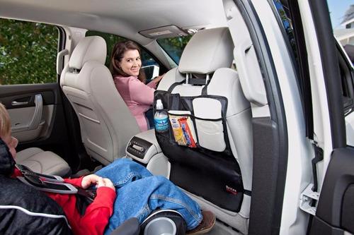 protector de respaldo para automovil bebe britax creciendo