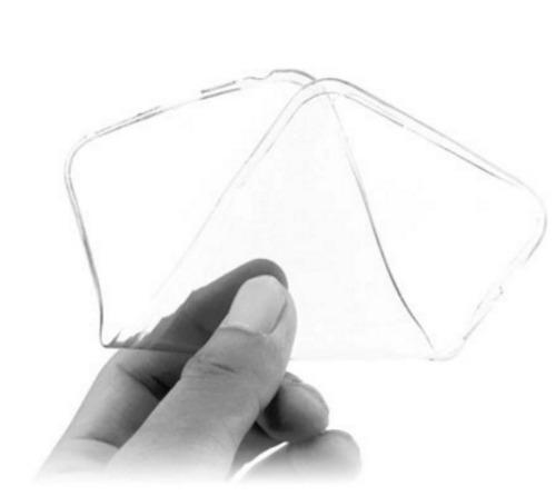 protector de silicona ultra slim huawei g8 + vidrio templado