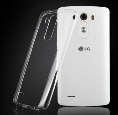 protector de silicona ultra slim  lg g4 beat