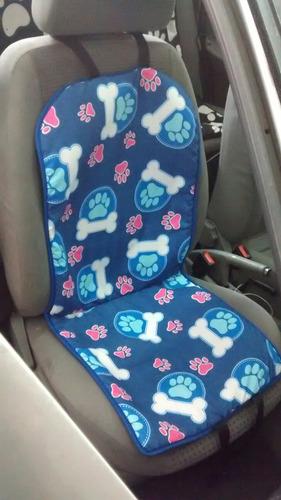 protector de silla delantera automovil mascotas
