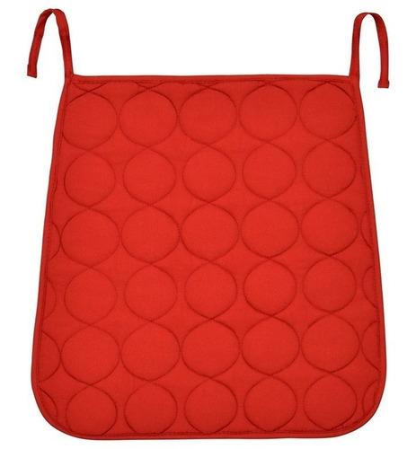 protector de silla veli vianney rojo