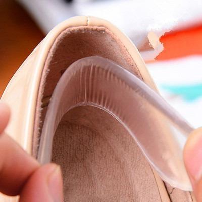 protector de talon no se salgan zapatos caminar tacones 1par