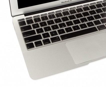protector de teclado en español  para macbook air 11.6  caja