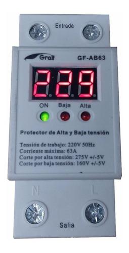 protector de tensión gralf gf-ab63