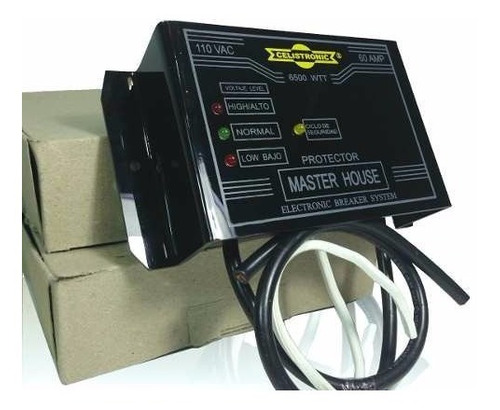 protector de voltaje 110v 60 amp integral en oferta¡¡¡¡