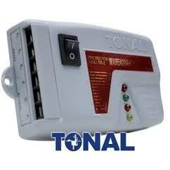 protector de voltaje aire acondicionado 35000 btu 220v borne