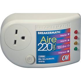 Protector De Voltaje Aire Acondicionado Breakermatic 220v 15