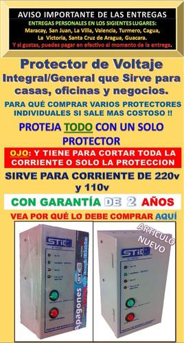 protector de voltaje corriente integral para casas 220v-110v