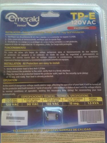 protector de voltaje electronicos 120 vac