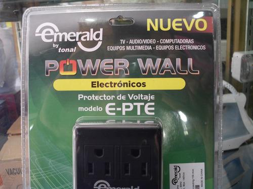 protector de voltaje  equipos electrónico ultima generacion