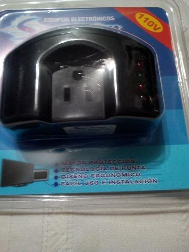 protector de voltaje equipos electronicos spectrum