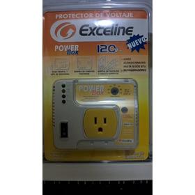 Protector De Voltaje Exceline Refrigeracion 110v