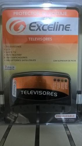 protector de voltaje exceline televisores