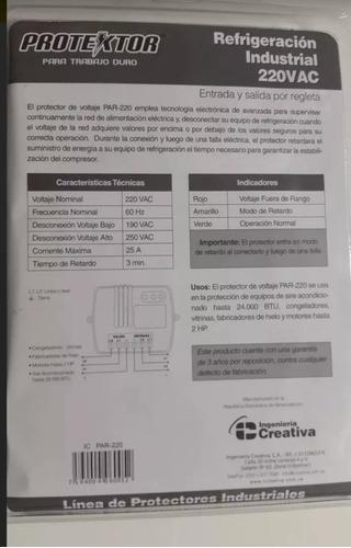 protector de voltaje para aire cable/cable 220v