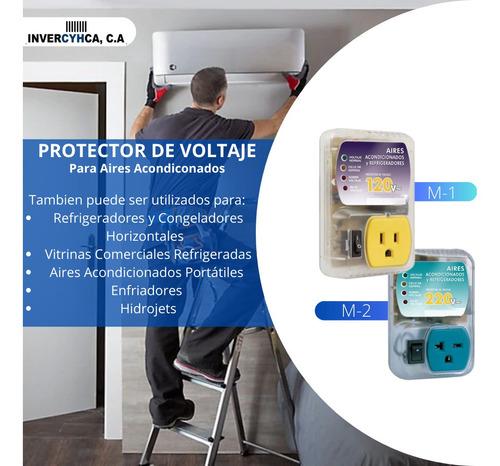 protector de voltaje para aires acondicionados 220v