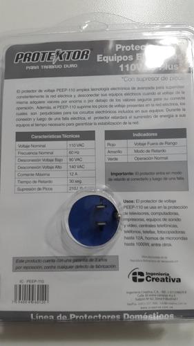 protector de voltaje para equipos electronicos