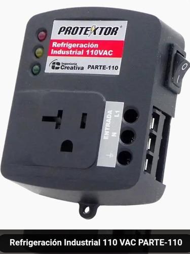 protector de voltaje protektor parte-110v enchufe/cable