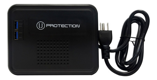 protector de voltaje u 1000v 8 tomas + 2 usb regulador bagc