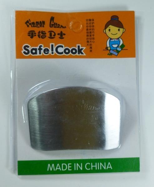 Protector dedos seguridad ni os chef al cortar cocina en mercado libre - Protector antisalpicaduras cocina ...