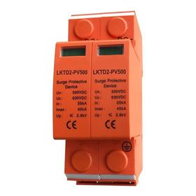 Protector Descargas Atmosféricas 500vcc 2p 40ka (pararrayos)