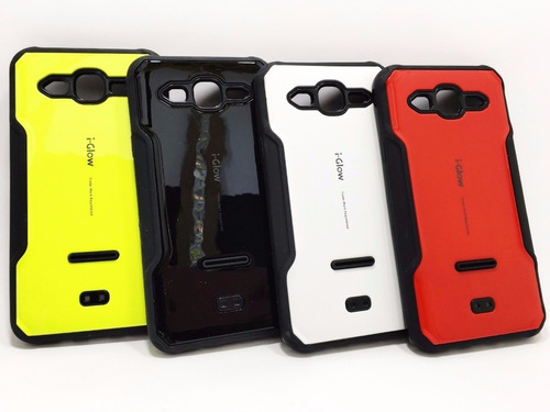 protector doble funda anti-shock i-glow lg nexus