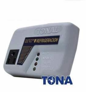 protector eléctrico 110v nevera y aire acondicionado