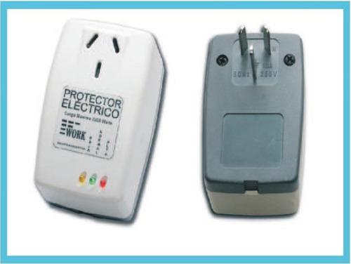 protector eléctrico de sobre y baja tensión 2200 w temperley