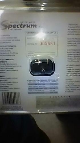 protector electronico tv dvb spectrum
