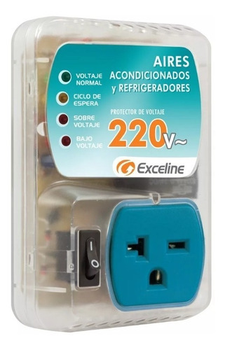 protector enchufable aire acondicionado gsm-re 220v